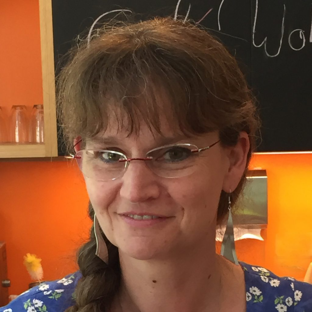 Nadja Rackwitz-Ziegler Geschäftsführung